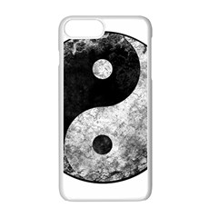 Grunge Yin Yang Apple Iphone 7 Plus Seamless Case (white)