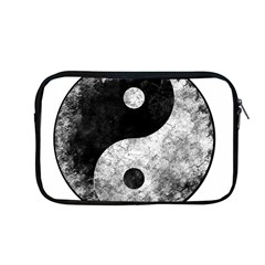 Grunge Yin Yang Apple Macbook Pro 13  Zipper Case