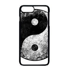 Grunge Yin Yang Apple Iphone 8 Plus Seamless Case (black)