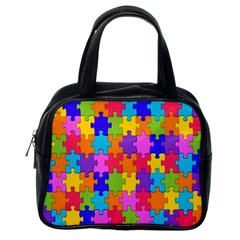 Colorful 10 Classic Handbags (one Side)