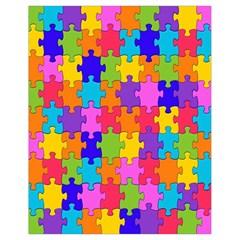 Colorful 10 Drawstring Bag (small)