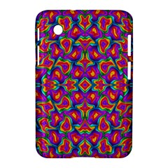 Colorful 11 Samsung Galaxy Tab 2 (7 ) P3100 Hardshell Case