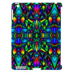 Colorful 13 Apple Ipad 3/4 Hardshell Case (compatible With Smart Cover)