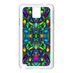 Colorful 13 Samsung Galaxy Note 3 N9005 Case (white)