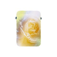 Beautiful Yellow Rose Apple Ipad Mini Protective Soft Cases