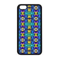 Colorful 14 Apple Iphone 5c Seamless Case (black)