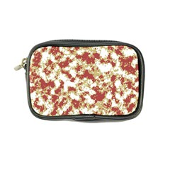 Abstract Textured Grunge Pattern Coin Purse