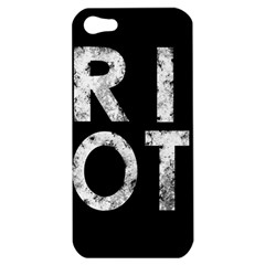Riot Apple Iphone 5 Hardshell Case