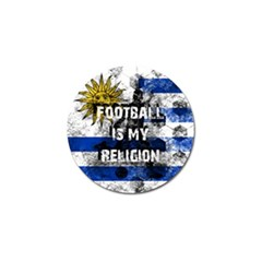 Football Is My Religion Golf Ball Marker (10 Pack)
