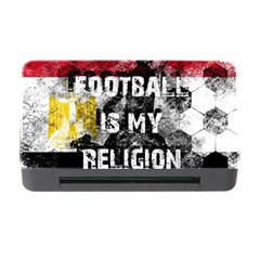 Football Is My Religion Memory Card Reader With Cf
