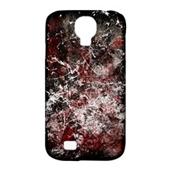 Grunge Pattern Samsung Galaxy S4 Classic Hardshell Case (pc+silicone)