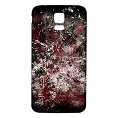 Grunge Pattern Samsung Galaxy S5 Back Case (white)