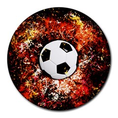 Football  Round Mousepads