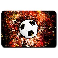 Football  Large Doormat
