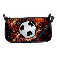 Football  Shoulder Clutch Bags