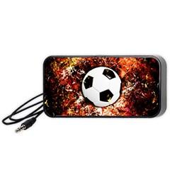 Football  Portable Speaker