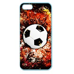 Football  Apple Seamless Iphone 5 Case (color)