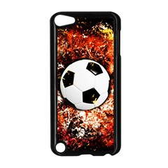 Football  Apple Ipod Touch 5 Case (black)