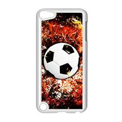 Football  Apple Ipod Touch 5 Case (white)