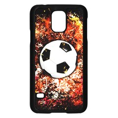 Football  Samsung Galaxy S5 Case (black)