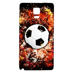Football  Galaxy Note 4 Back Case