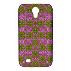 Paradise Flowers In Bohemic Floral Style Samsung Galaxy Mega 6 3  I9200 Hardshell Case