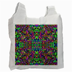 Colorful 15 Recycle Bag (two Side)