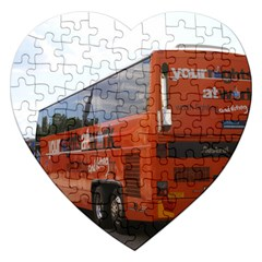 Your Rights Bus - Parade Jigsaw Puzzle (Heart)