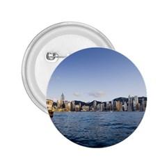 HK harbour 2.25  Button