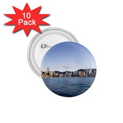 Hk Harbour 1 75  Button (10 Pack)