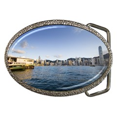 HK harbour Belt Buckle