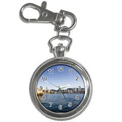 Hk Harbour Key Chain Watch