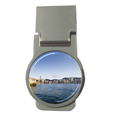 HK harbour Money Clip (Round)