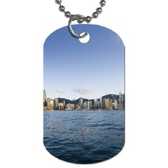 Hk Harbour Dog Tag (one Side)