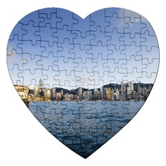 HK harbour Jigsaw Puzzle (Heart)