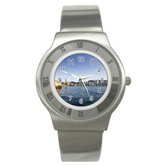 Hk Harbour Stainless Steel Watch