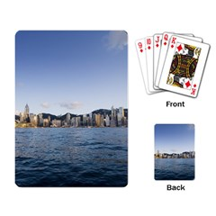Hk Harbour Playing Cards Single Design