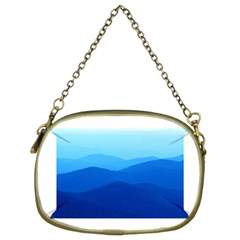 Blue Hills Cosmetic Bag (two Sides)