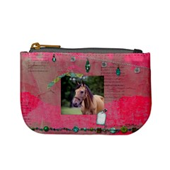 fiona deep pink front 2 copy Mini Coin Purse