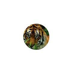 Tiger 1  Mini Button