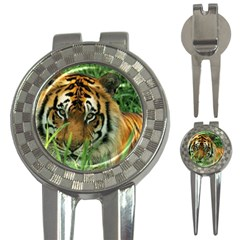 Tiger 3-in-1 Golf Divot