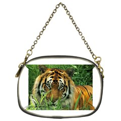 Tiger Chain Purse (One Side)
