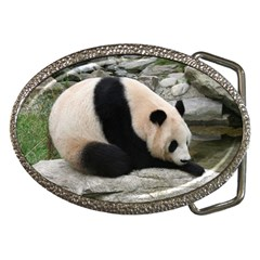 Giant Panda Belt Buckle