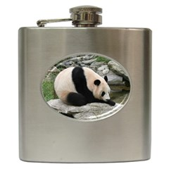 Giant Panda Hip Flask (6 oz)