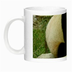 Giant Panda Night Luminous Mug