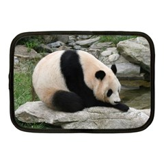 Giant Panda Netbook Case (Medium)