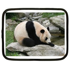 Giant Panda Netbook Case (large)