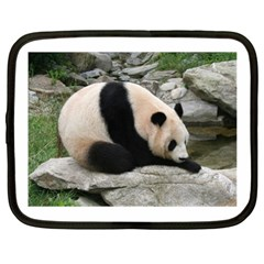 Giant Panda Netbook Case (XL)
