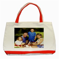 87514167 Classic Tote Bag (red)