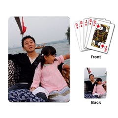 ?? 111 Playing Cards Single Design